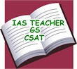 IAS Teacher General studies CSAT